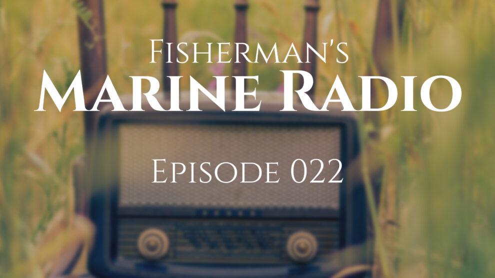 Cover of Marine Radio - Episode 022 #Trance